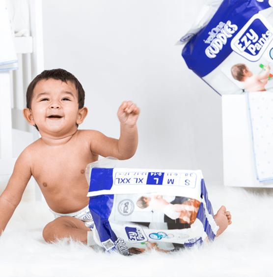 Pant Diapers