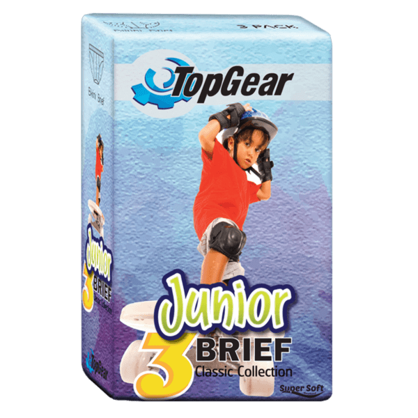 TopGear Junior brief - Velona boys underwear