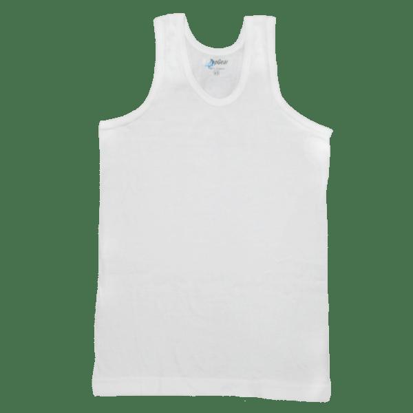 Supercombed Cotton Banian
