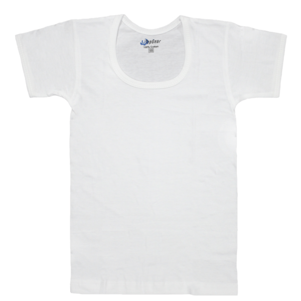 Supercombed Cotton Undershirt