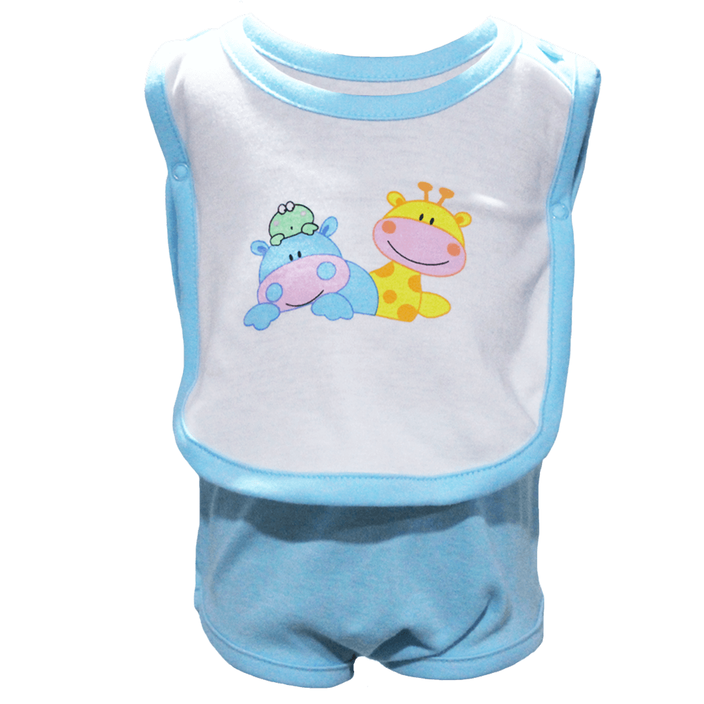 Velona Easy Access Side Snap Baby Clothes