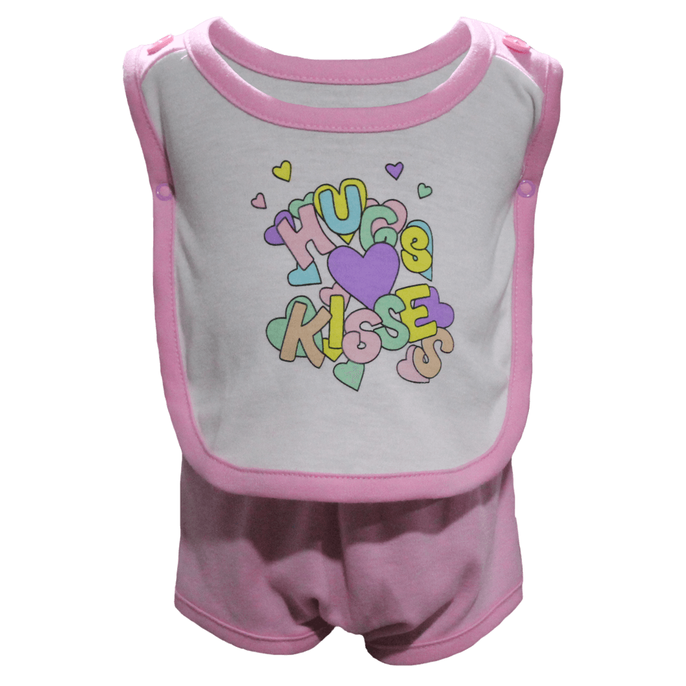 Velona Baby Suit with Snap Button