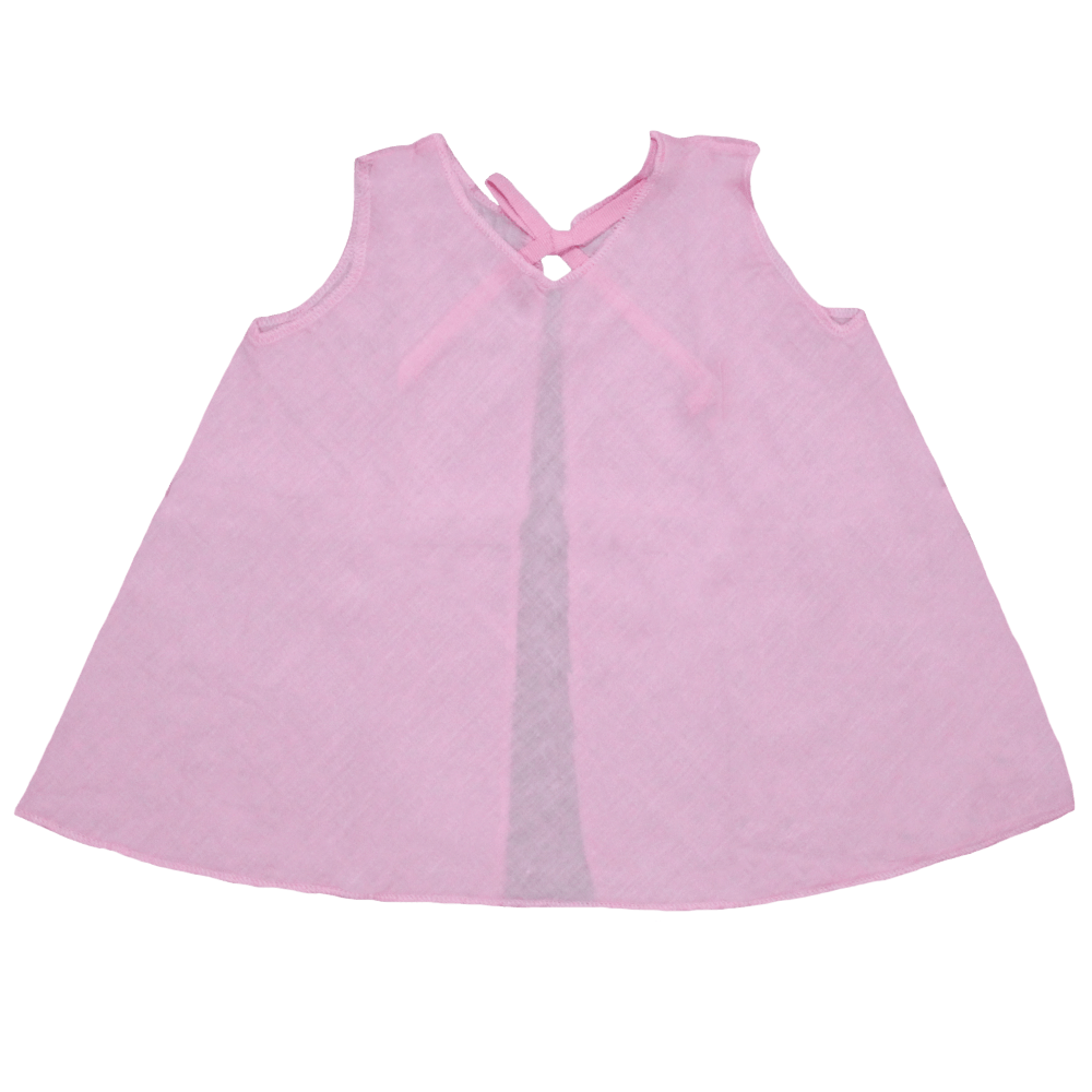 Classic Newborn Baby shirt in Pink by Velona