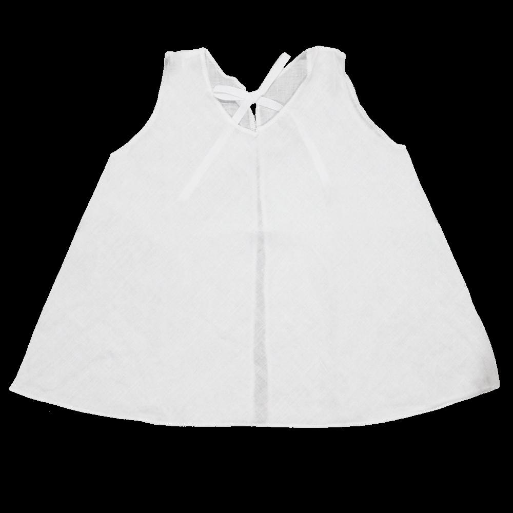Velona Newborn Baby Shirt Set- White