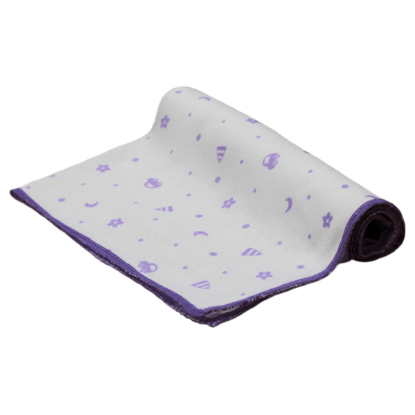 Velona Baby Layette - Cotton Car Design Nappy