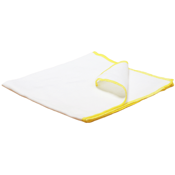 Velona Cloth Nappy with Cream Border