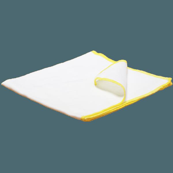 Velona Cloth Nappy with Cream Border