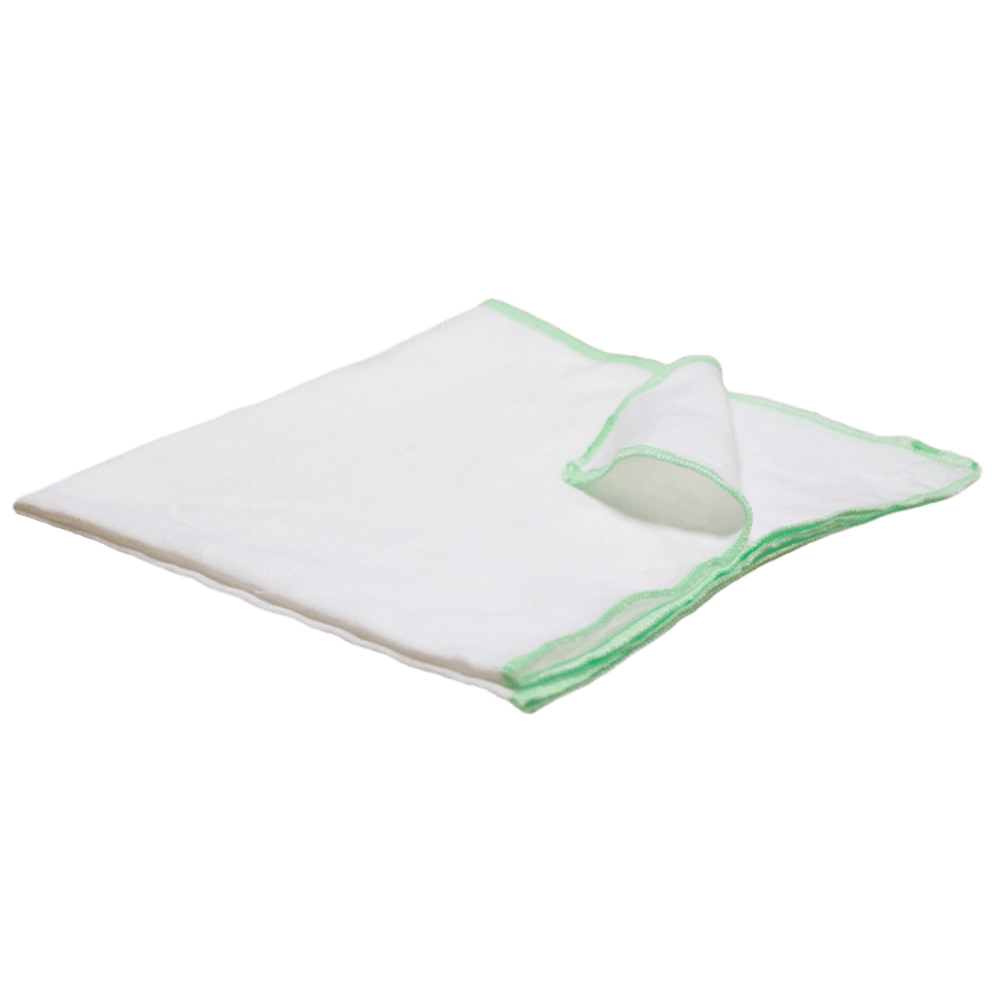 Velona Reusable Nappy with Green Border