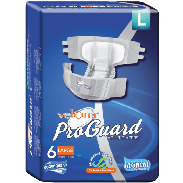 Proguard Adult Diaper 6pc Pack