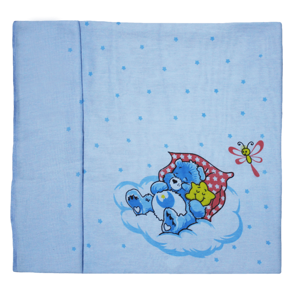 Velona Mixed Design Baby Towels - Blue