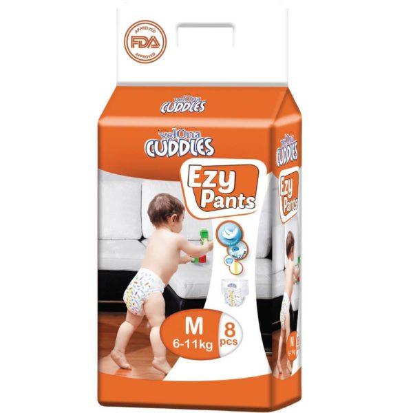 Ezy Pants Best Pant diaper for babies in Sri Lanka