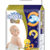 Velona Cuddles Slim Fit Looney Tunes Diapers (NB)