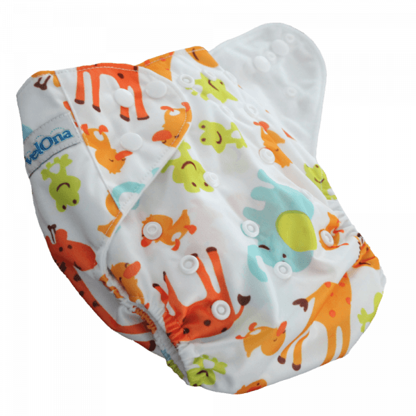 Velona Forest Friends Cloth Diaper