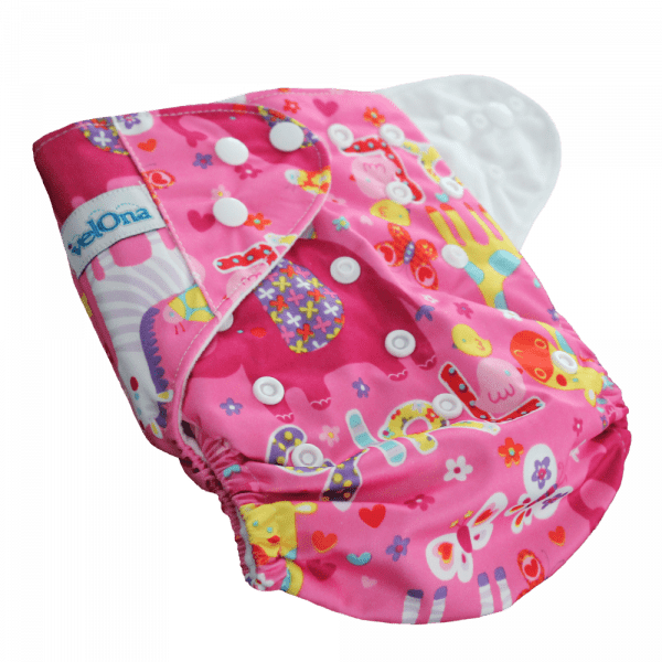 Velona Cloth Diaper for Girls
