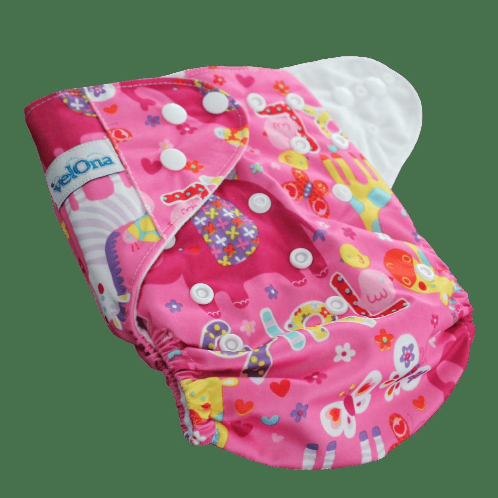 Velona Cloth Diaper for Girls
