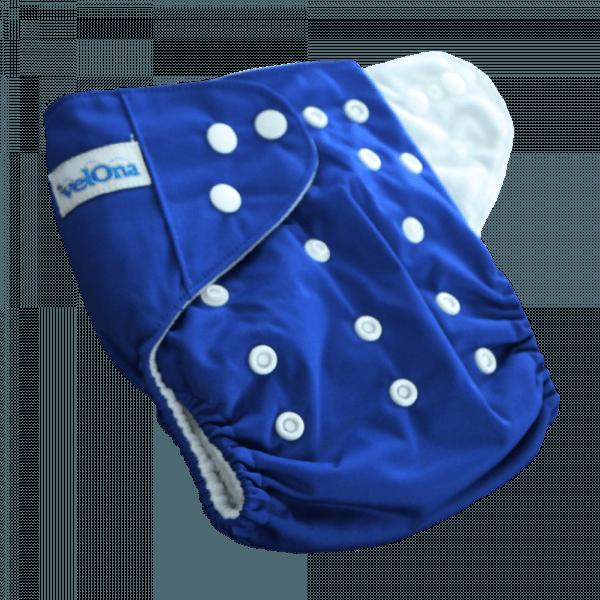 Velona Navy Blue Cloth Diaper
