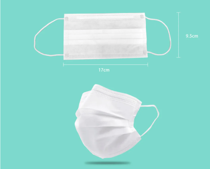 Besuper Disposable Face Mask