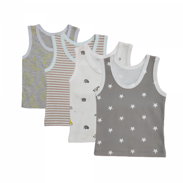 Velona Unisex printed vests