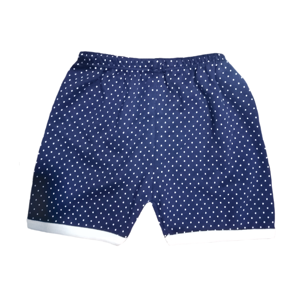 Dotted baby short