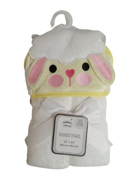 Velona Mothers Choice Hooded Towel