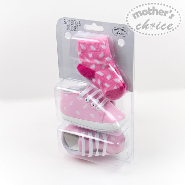 Baby Socks and Shoes Set