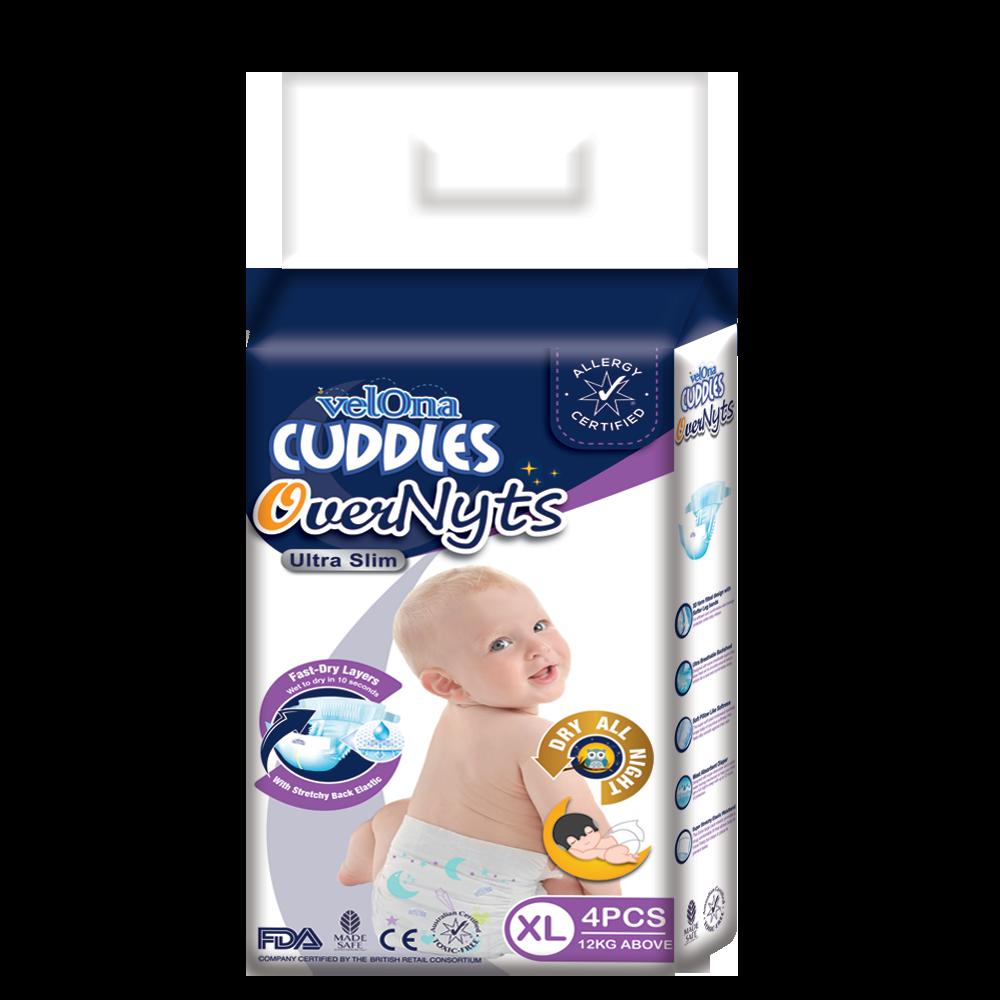 Velona Cuddles Overnyts - Minis - Extra Large Size